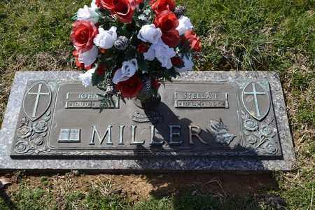 MILLER, STELLA L - Sullivan County, Tennessee | STELLA L MILLER - Tennessee Gravestone Photos