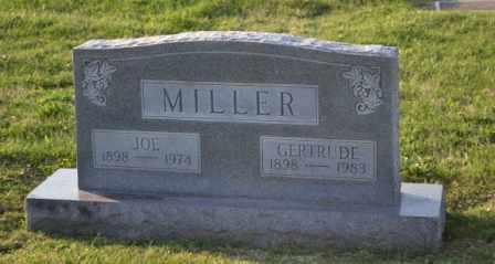 MILLER, GERTRUDE - Sullivan County, Tennessee | GERTRUDE MILLER - Tennessee Gravestone Photos