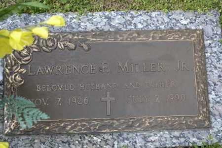 MILLER, LAWRENCE E, JR - Sullivan County, Tennessee | LAWRENCE E, JR MILLER - Tennessee Gravestone Photos