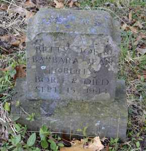 ROBERTS, BETTY JOE - Sullivan County, Tennessee | BETTY JOE ROBERTS - Tennessee Gravestone Photos