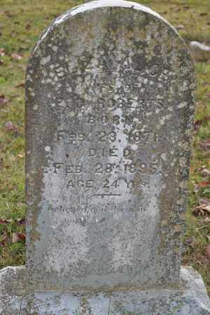 ROBERTS, ELIZA ALICE - Sullivan County, Tennessee | ELIZA ALICE ROBERTS - Tennessee Gravestone Photos