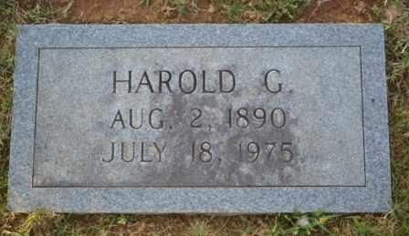 ROBERTS, HAROLD G - Sullivan County, Tennessee | HAROLD G ROBERTS - Tennessee Gravestone Photos