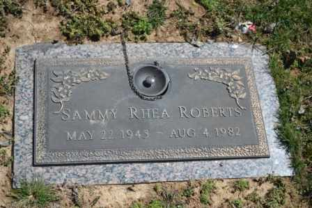 ROBERTS, SAMMY - Sullivan County, Tennessee | SAMMY ROBERTS - Tennessee Gravestone Photos