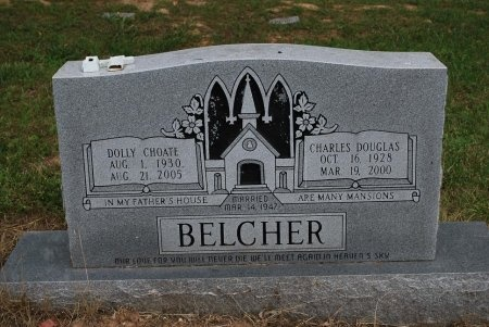 """BELCHER, MYRTLE LOUISE """"DOLLY"""" - Sumner County, Tennessee 