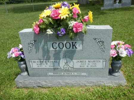 COOK, BEATRICE - Sumner County, Tennessee | BEATRICE COOK - Tennessee Gravestone Photos