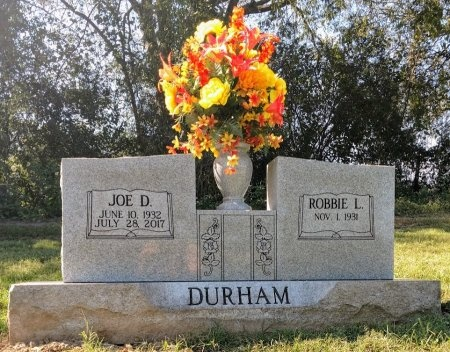 DURHAM, JOE D. - Sumner County, Tennessee | JOE D. DURHAM - Tennessee Gravestone Photos