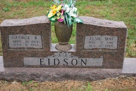 EIDSO, ELSIE MAI - Sumner County, Tennessee   ELSIE MAI EIDSO - Tennessee Gravestone Photos