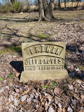GROVES, JEFF - Sumner County, Tennessee | JEFF GROVES - Tennessee Gravestone Photos