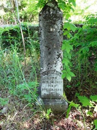 HALL, WILLIAM H. - Sumner County, Tennessee   WILLIAM H. HALL - Tennessee Gravestone Photos