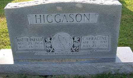 HIGGASON, HATTIE - Sumner County, Tennessee | HATTIE HIGGASON - Tennessee Gravestone Photos