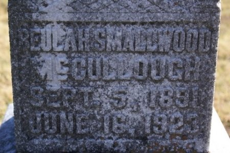 MCCULLOUGH, BEULAH A. (CLOSE UP) - Sumner County, Tennessee | BEULAH A. (CLOSE UP) MCCULLOUGH - Tennessee Gravestone Photos