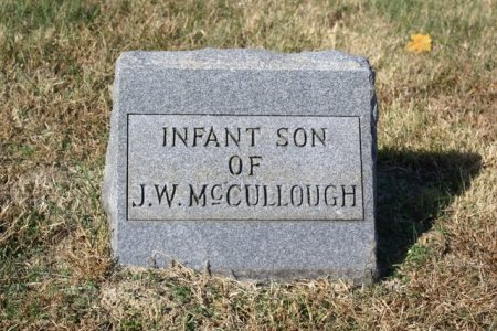 MCCULLOUGH, INFANT - Sumner County, Tennessee | INFANT MCCULLOUGH - Tennessee Gravestone Photos