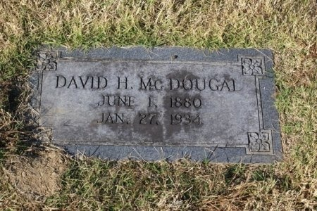 MCDOUGAL, DAVID HOPKINS - Sumner County, Tennessee | DAVID HOPKINS MCDOUGAL - Tennessee Gravestone Photos