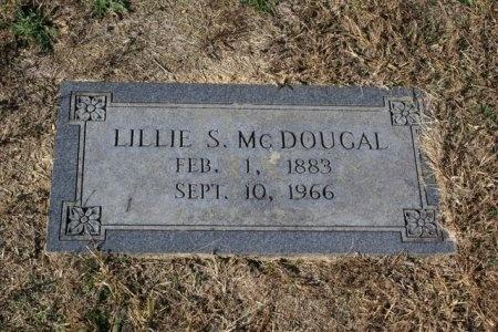 SMALLWOOD MCDOUGAL, LILLIE  - Sumner County, Tennessee | LILLIE  SMALLWOOD MCDOUGAL - Tennessee Gravestone Photos