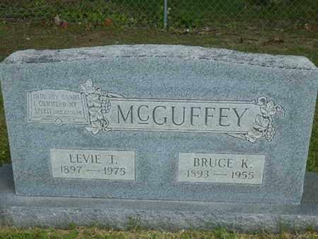 MCGUFFEY, BRUCE K. - Sumner County, Tennessee | BRUCE K. MCGUFFEY - Tennessee Gravestone Photos