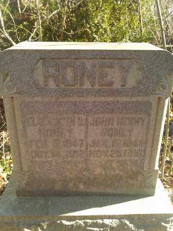 RONEY, ELIZABETH B. - Sumner County, Tennessee | ELIZABETH B. RONEY - Tennessee Gravestone Photos