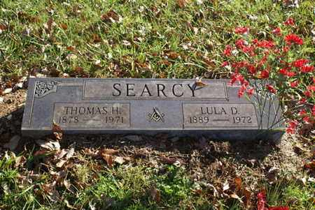 SEARCY, LULA D - Sumner County, Tennessee | LULA D SEARCY - Tennessee Gravestone Photos