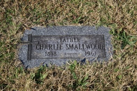 "SMALLWOOD, CHARLES EDWIN ""CHARLIE"" - Sumner County, Tennessee | CHARLES EDWIN ""CHARLIE"" SMALLWOOD - Tennessee Gravestone Photos"