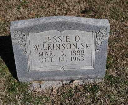 WILKINSON, JESSIE O - Sumner County, Tennessee | JESSIE O WILKINSON - Tennessee Gravestone Photos