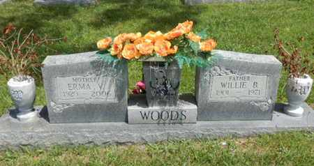 WOODS, WILLIE B. - Sumner County, Tennessee | WILLIE B. WOODS - Tennessee Gravestone Photos