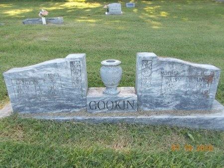 GOOKIN, SR, LANDON E - Tipton County, Tennessee | LANDON E GOOKIN, SR - Tennessee Gravestone Photos