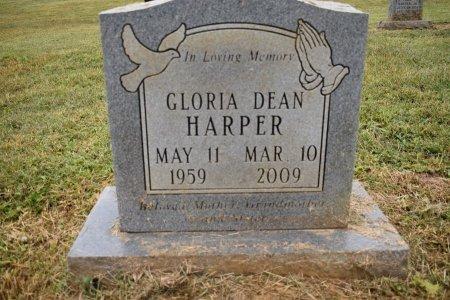 HARPER, GLORIA DEAN - Tipton County, Tennessee | GLORIA DEAN HARPER - Tennessee Gravestone Photos