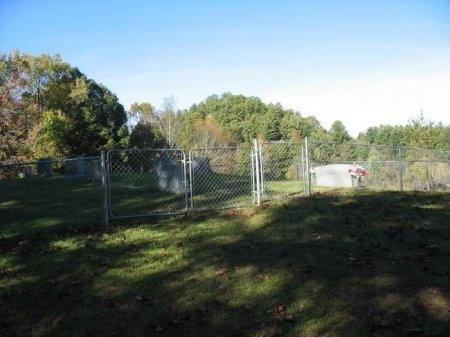 *CEMETERY GATE,  - Unicoi County, Tennessee |  *CEMETERY GATE - Tennessee Gravestone Photos