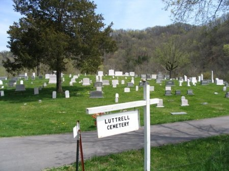 *CEMETERY VIEW,  - Union County, Tennessee |  *CEMETERY VIEW - Tennessee Gravestone Photos