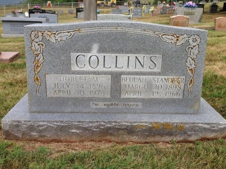 COLLINS, HOBERT M. - Union County, Tennessee   HOBERT M. COLLINS - Tennessee Gravestone Photos