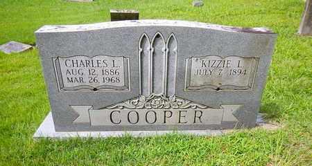 COOPER, KIZZIE L - Union County, Tennessee | KIZZIE L COOPER - Tennessee Gravestone Photos