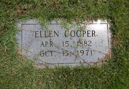 COOPER, ELLEN - Union County, Tennessee   ELLEN COOPER - Tennessee Gravestone Photos