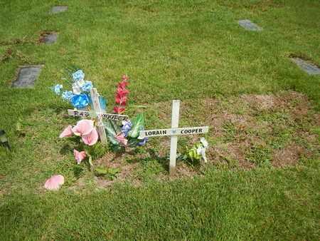 COOPER, LORAIN - Union County, Tennessee | LORAIN COOPER - Tennessee Gravestone Photos
