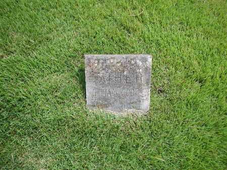 COOPER, WILLIAM - Union County, Tennessee   WILLIAM COOPER - Tennessee Gravestone Photos