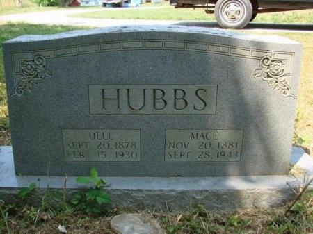 "HUBBS, FERNANDO G. ""DELL"" - Union County, Tennessee   FERNANDO G. ""DELL"" HUBBS - Tennessee Gravestone Photos"