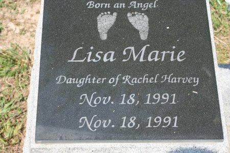 HARVEY, LISA MARIE - Van Buren County, Tennessee | LISA MARIE HARVEY - Tennessee Gravestone Photos
