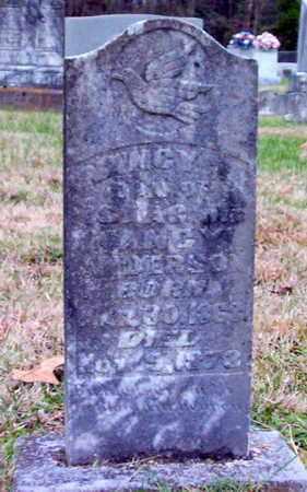 ANDERSON, NANCY - Warren County, Tennessee   NANCY ANDERSON - Tennessee Gravestone Photos