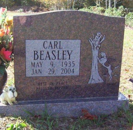 BEASLEY, CARL - Warren County, Tennessee | CARL BEASLEY - Tennessee Gravestone Photos
