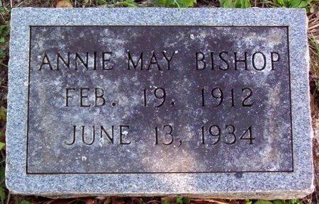 BISHOP, ANNIE MAY - Warren County, Tennessee   ANNIE MAY BISHOP - Tennessee Gravestone Photos