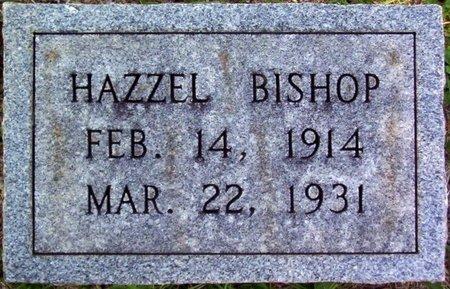 BISHOP, HAZZEL - Warren County, Tennessee | HAZZEL BISHOP - Tennessee Gravestone Photos