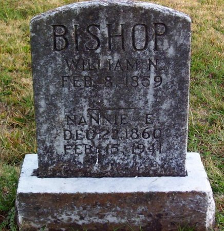 BISHOP, WILLIAM N. - Warren County, Tennessee | WILLIAM N. BISHOP - Tennessee Gravestone Photos