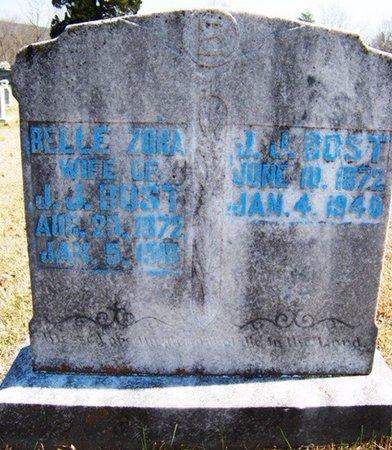 BOST, JOHNATHON J. - Warren County, Tennessee | JOHNATHON J. BOST - Tennessee Gravestone Photos