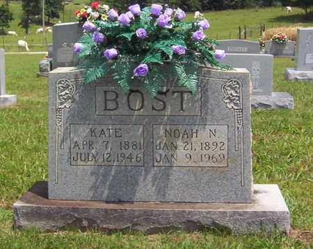 BOST, KATE - Warren County, Tennessee | KATE BOST - Tennessee Gravestone Photos