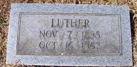 BOST, LUTHER - Warren County, Tennessee   LUTHER BOST - Tennessee Gravestone Photos