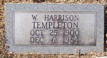 BOST, W. HARRISON TEMPLETON - Warren County, Tennessee | W. HARRISON TEMPLETON BOST - Tennessee Gravestone Photos