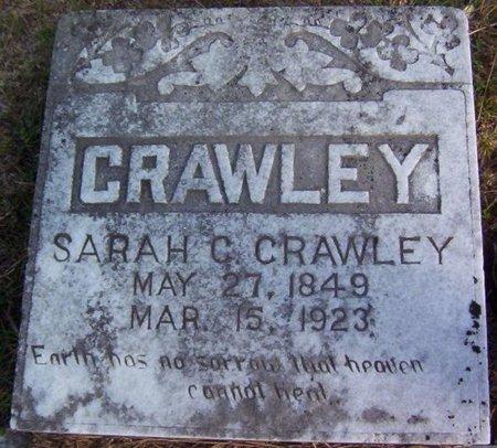 CRAWLEY, SARAH C. - Warren County, Tennessee | SARAH C. CRAWLEY - Tennessee Gravestone Photos