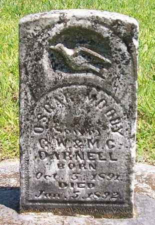 DARNELL, OSCAR MOODY - Warren County, Tennessee | OSCAR MOODY DARNELL - Tennessee Gravestone Photos