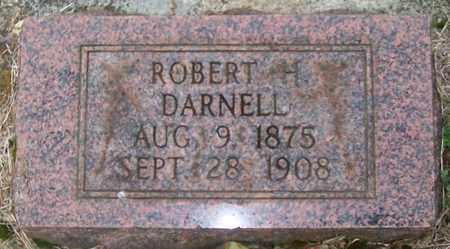 DARNELL, ROBERT H. - Warren County, Tennessee | ROBERT H. DARNELL - Tennessee Gravestone Photos
