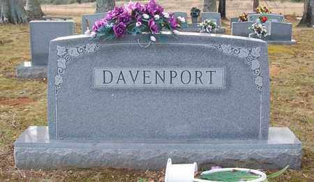 DAVENPORT, LINA RUTH - Warren County, Tennessee | LINA RUTH DAVENPORT - Tennessee Gravestone Photos