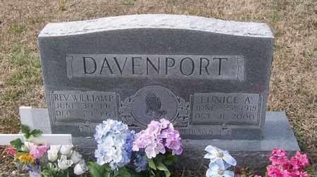 DAVENPORT, WILLIAM P. (REV) - Warren County, Tennessee | WILLIAM P. (REV) DAVENPORT - Tennessee Gravestone Photos