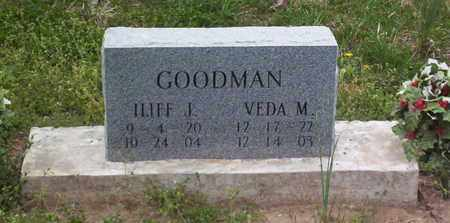 GOODMAN, VEDA M. - Warren County, Tennessee | VEDA M. GOODMAN - Tennessee Gravestone Photos